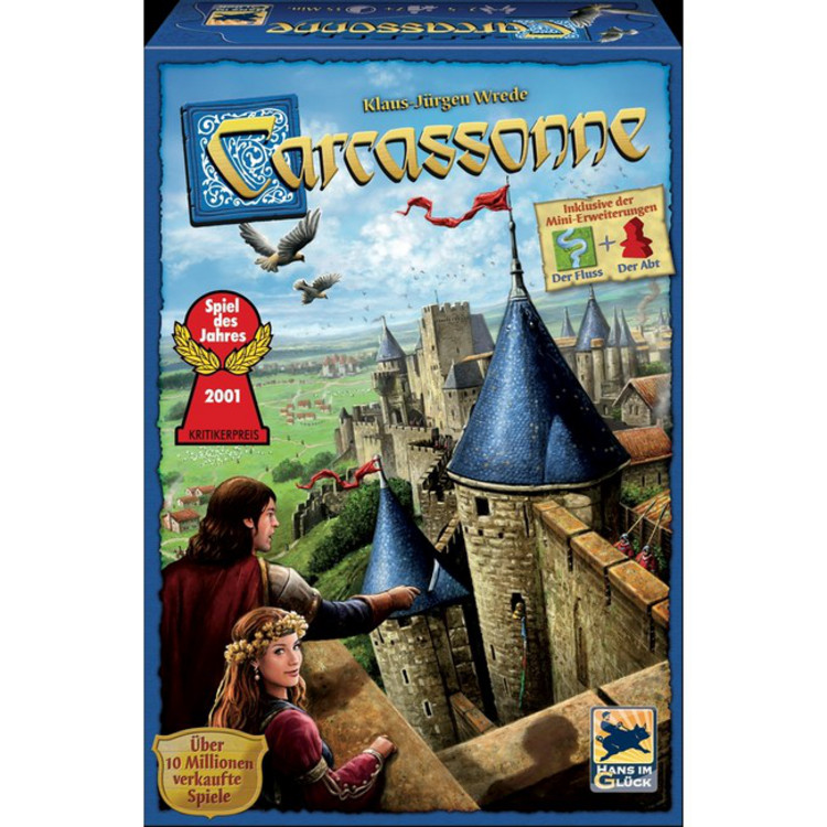 Carcassonne: Edition II