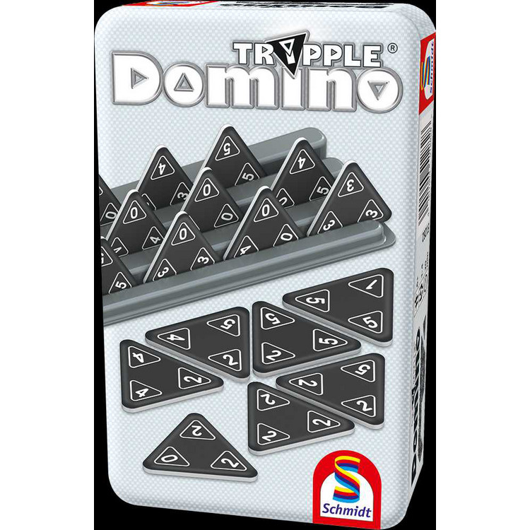 Tripple Domino (Metallbox)