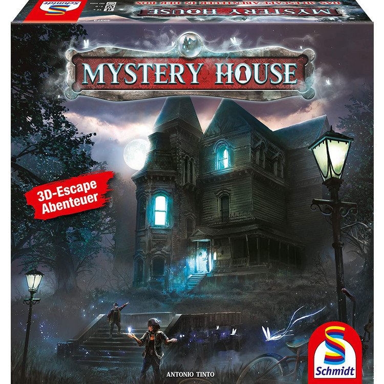 Spiel Mystery