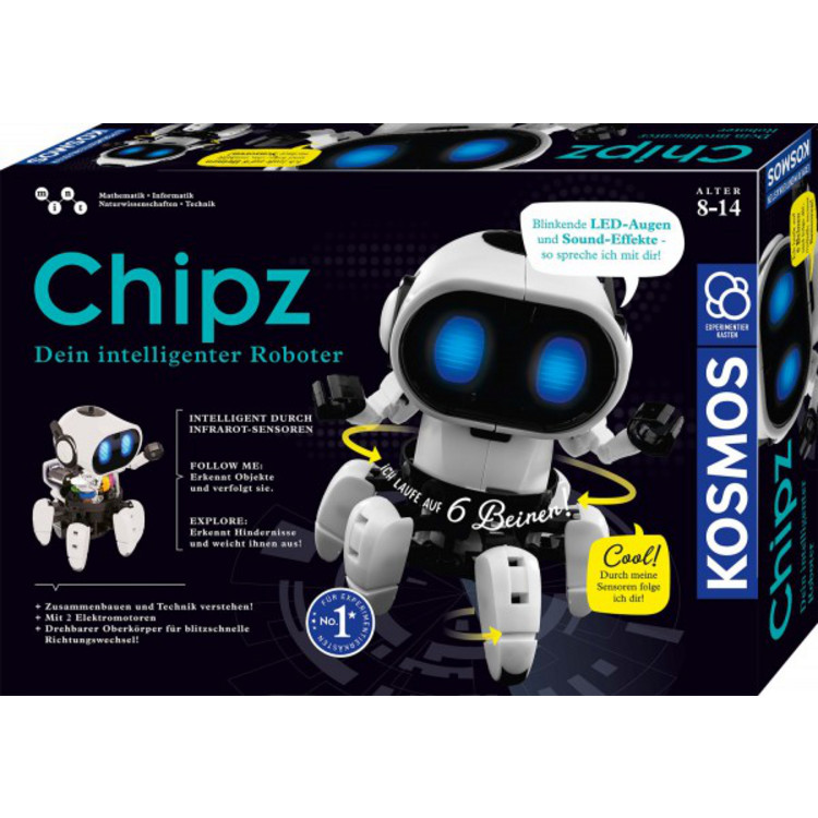 Chipz: Dein Intelligenter Roboter