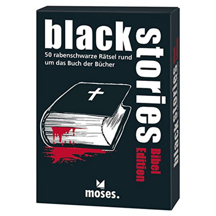 black stories: Bibel Edition