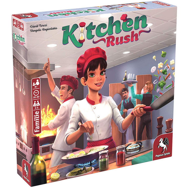 Kitchen Rush!