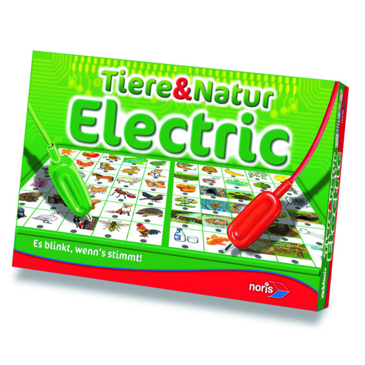 Tiere & Natur Electric (1.-4. Klasse)
