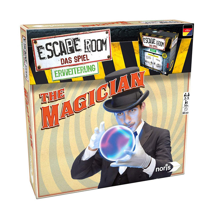 Escape Room: The Magician (Erweiterung)