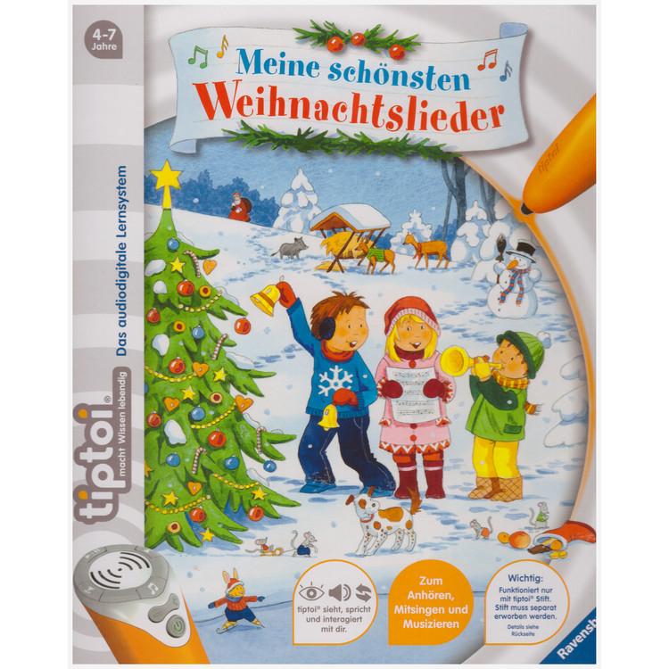 Schönsten Weihnachtslieder.Tiptoi Buch Meine Schönsten Weihnachtslieder Ravensburger