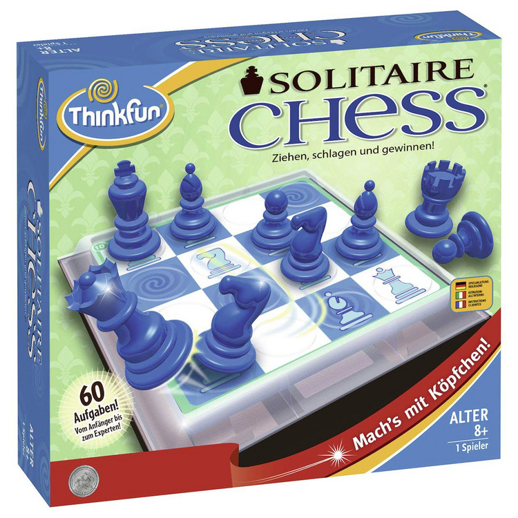 Solitaire Chess (Solitaire-Schach)