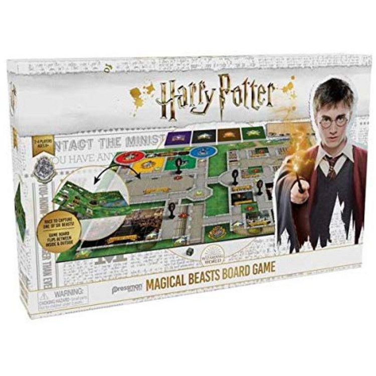 Harry Potter Magical Beasts Boardgame