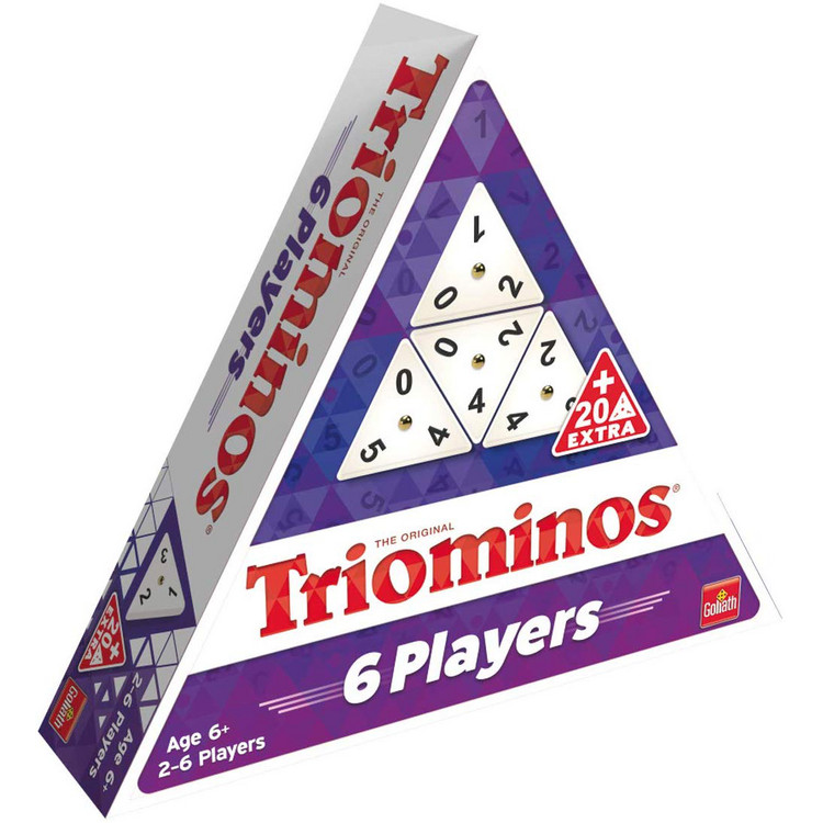 Triominos 6 Player