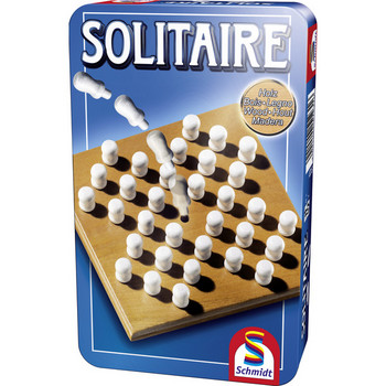 Solitaire (Metallbox)