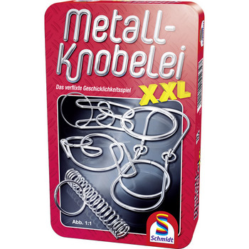Metall-Knobelei XXL (Metallbox)