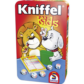 Kniffel: Kids (Metallbox)