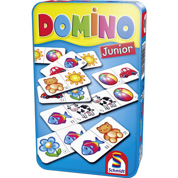 Domino Junior (Metallbox)