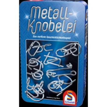 Metall Knobelei (Metallbox)