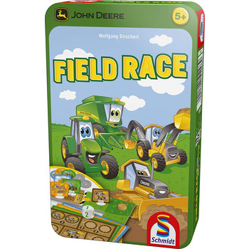 John Deere: Field Race (Metallbox)