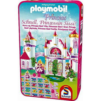 Playmobil: Schnell, Prinzessin Sissi (Metallbox)
