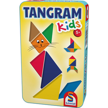 Tangram Kids (Metallbox)
