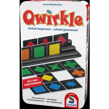 Qwirkle (Metallbox)