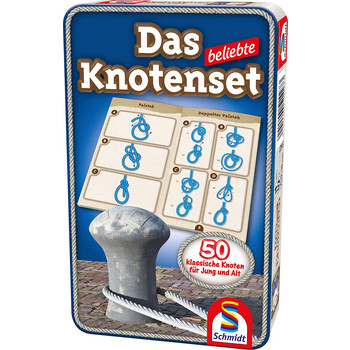 Das Knotenset (Metallbox)