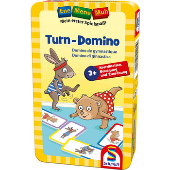 Turn-Domino (Metallbox)