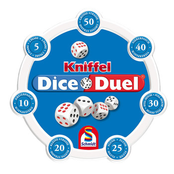 Kniffel Dice Duel (Kniffel-Würfelduell in der Metalldose)
