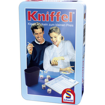 Kniffel (Metallbox)