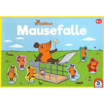 Die Maus: Mausefalle