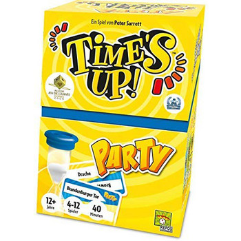 Times up! Party (gelb)