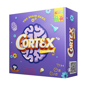The Brain Game Cortex: KIDS (lila)