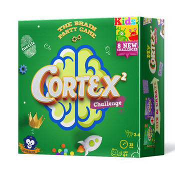 The Brain Game Cortex: KIDS 2 (grün)