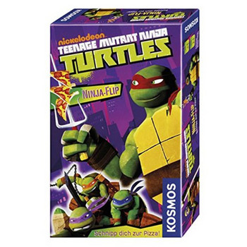 Teenage Mutant Ninja Turtles: Ninja-Flip (MBS)