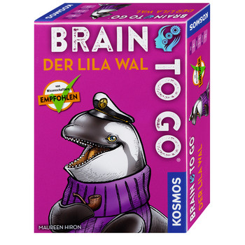 Brain to go: Der lila Wal (MBS)