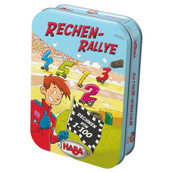 Rechen-Rallye (Metallbox)