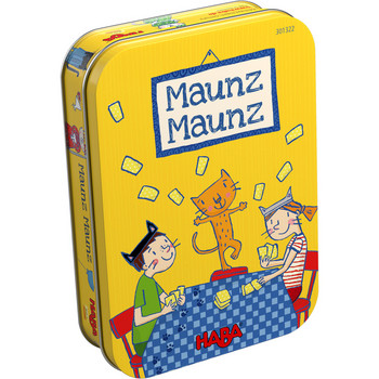 Maunz Maunz (Metallbox)