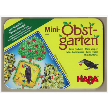 Mini-Obstgarten (Metallbox)