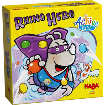 Active Kids: Rhino Hero