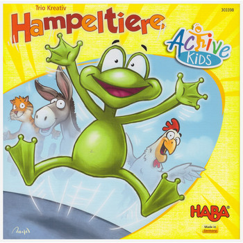 Active Kids: Hampeltiere
