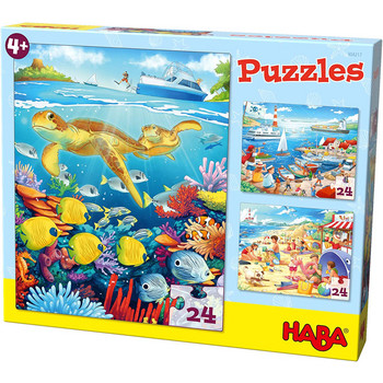 Puzzles: Am Meer