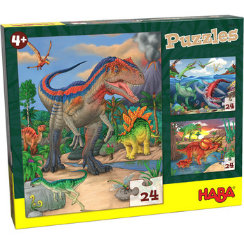 Puzzles: Dinosaurier