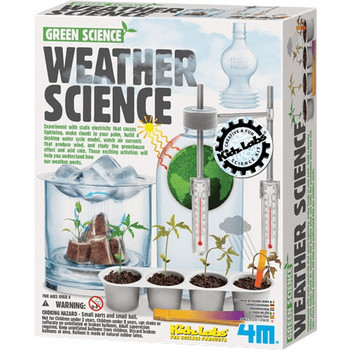 Green Science: Wetter Experimente