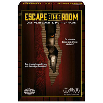 Escape the Room: Das verfluchte Puppenhaus