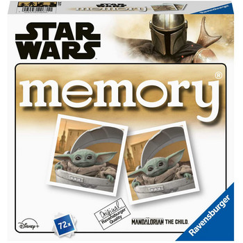 memory: Star Wars - The Mandalorian