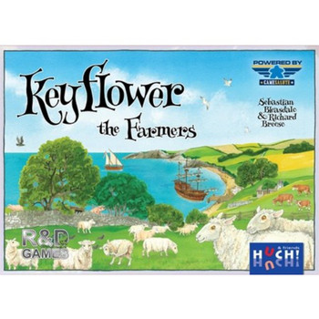 Keyflower: the Farmers (Erweiterung)