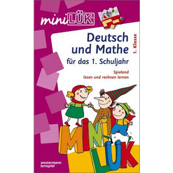 miniLÜK-Set: Deutsch und Mathe