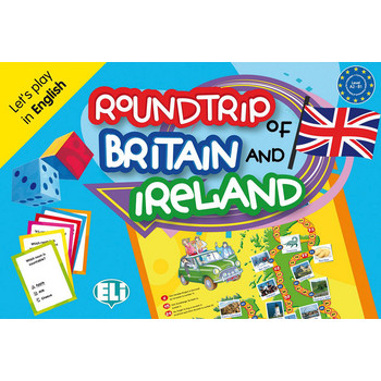 Roundtrip of Britain and Ireland A2/B1