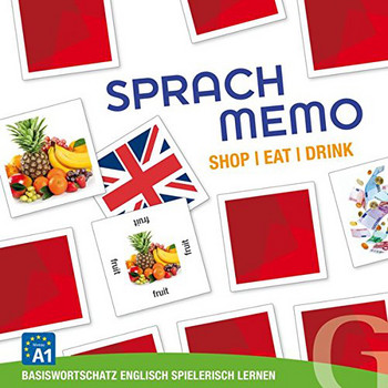 Sprachmemo Englisch: Shop / Eat / Drink