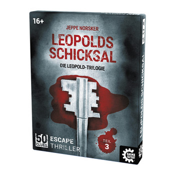50 Clues 3: Leopolds Schicksal